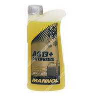 Антифриз Mannol Advanced AG13+ желтый 1л