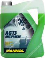 Антифриз Mannol Hightec AG13 зеленый 5л